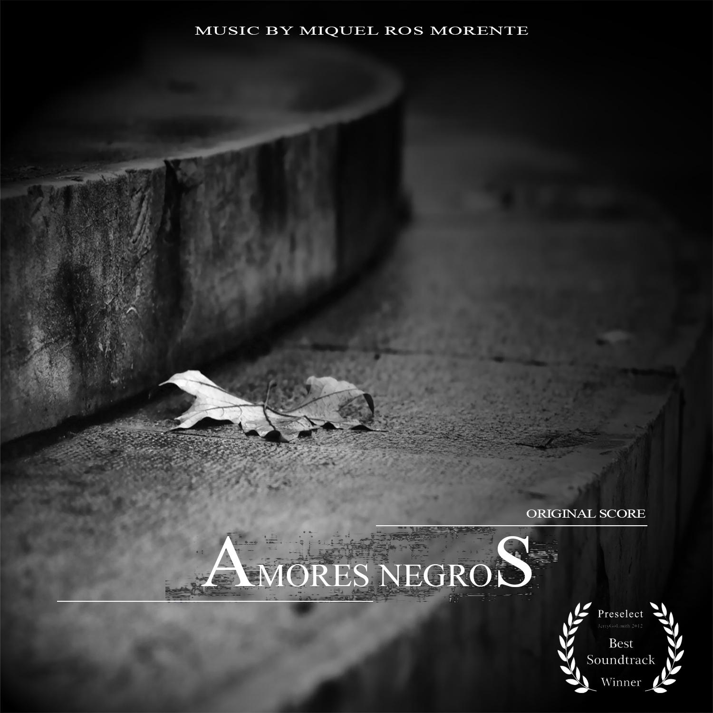 Caratula - Amores Negros