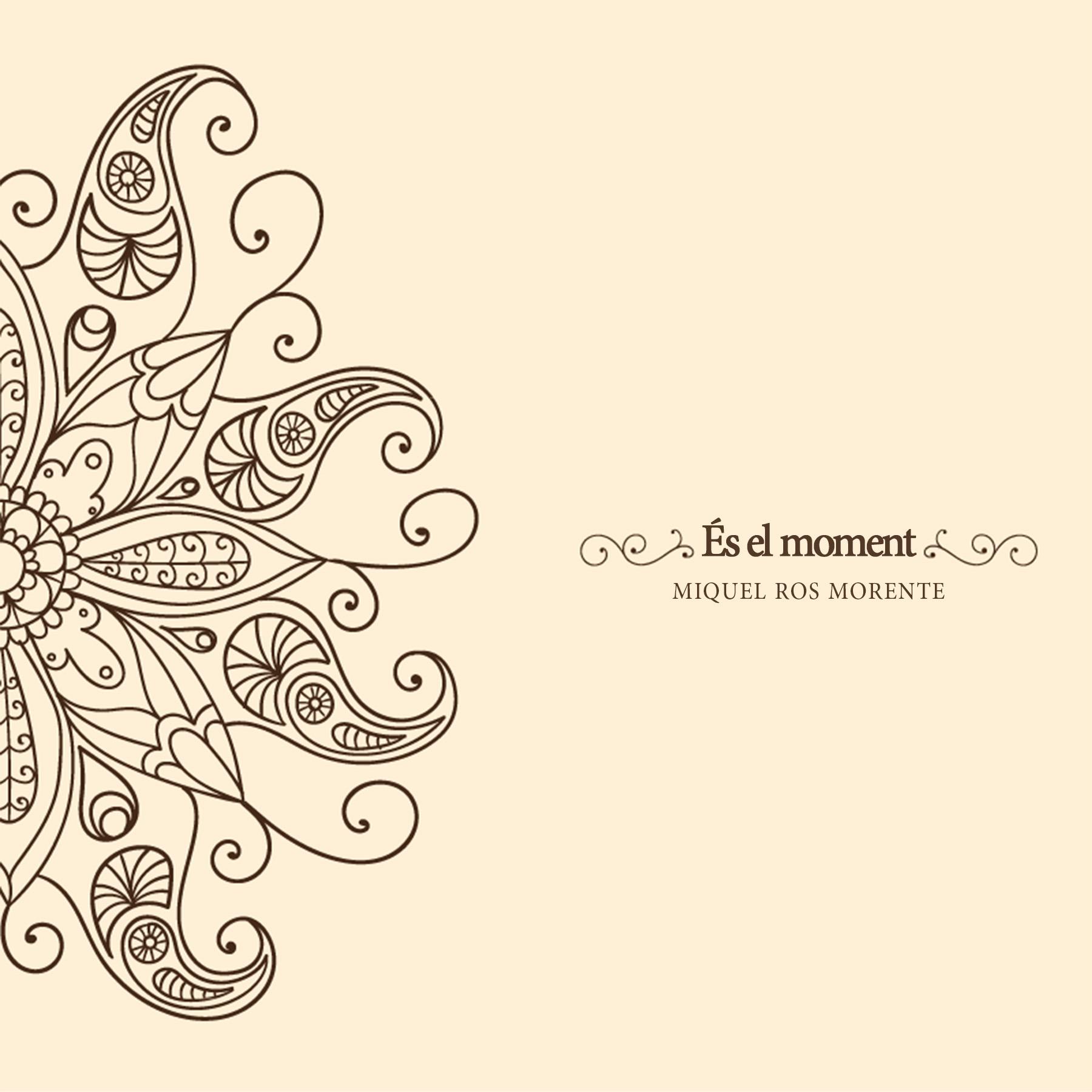 Caratula - És el moment