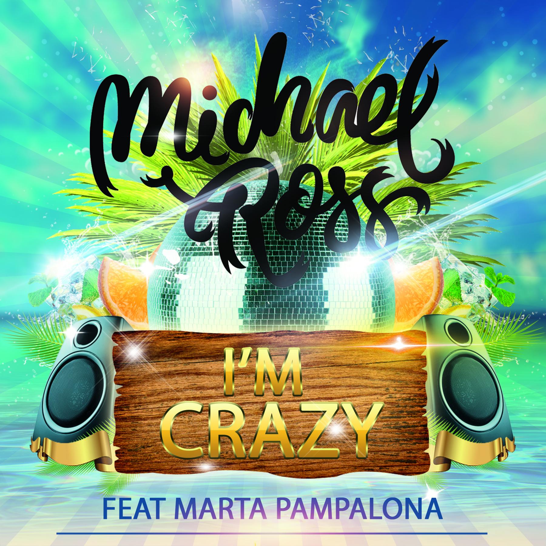 Caratula - I'm Crazy