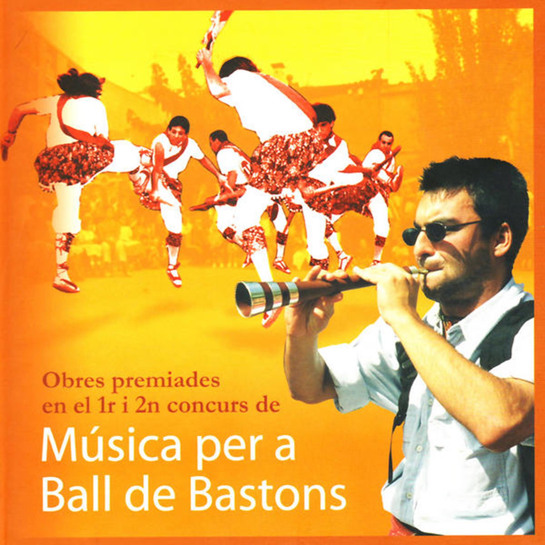 Caratula - Música per a ball de bastons