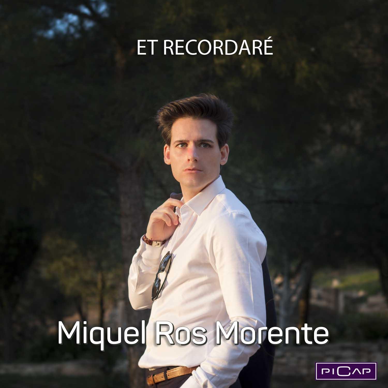 Caratula - Miquel Ros Morente