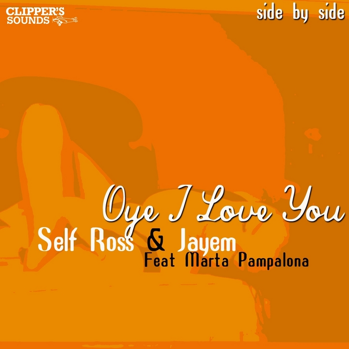 Caratula - Oye I Love You