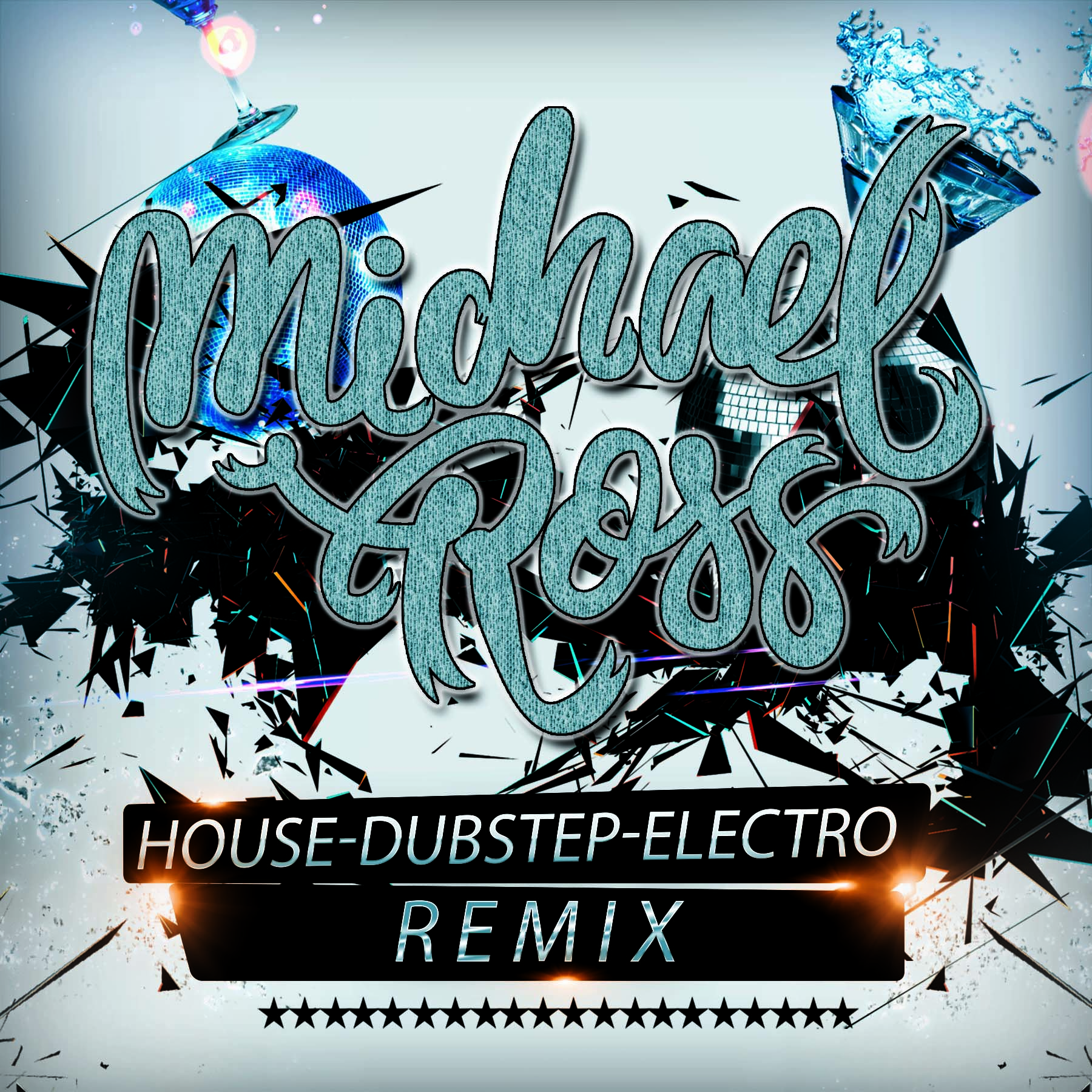 Caratula - Remix House-Dubstep-Electro